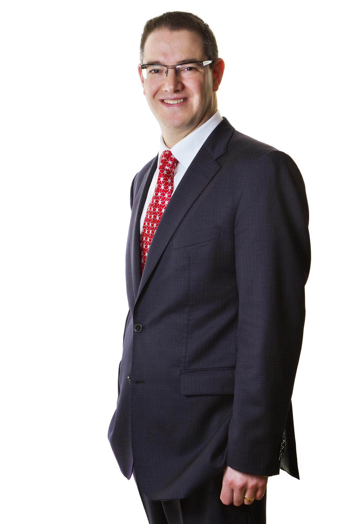 Michael Fitzsimons, trademark agent at TMR Fitzsimons