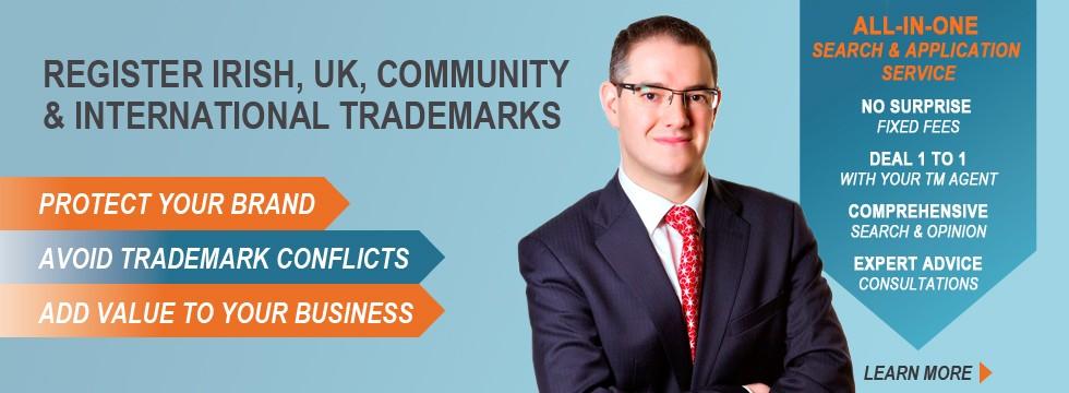 TMR Fitzsimons, Irish Trademark Agents.